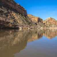 Delores River, Colorado.   Photo: Jacob W. Frank