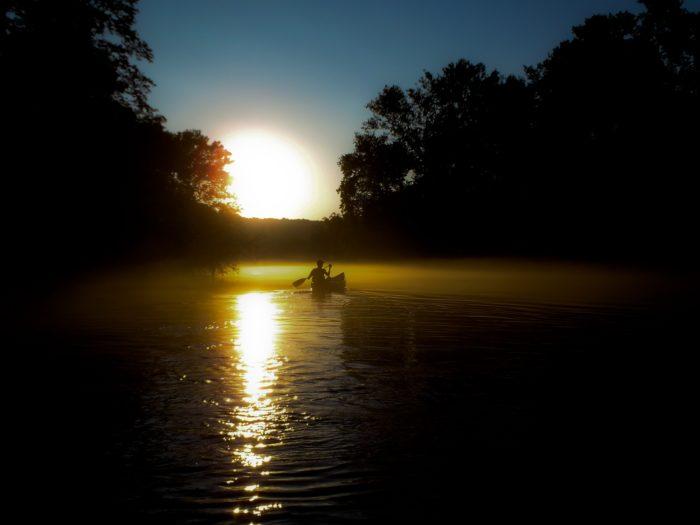 Eleven Point River, Missouri   Photo: Charlie Llewellin
