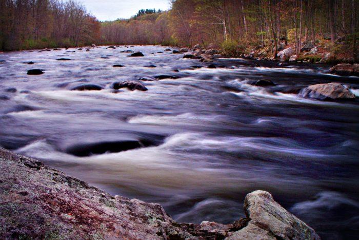 Farmington River, Burlington CT   Photo: Jon-Lewis