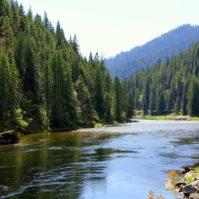 Lochsa River   Photo: Forest Service Northern Region
